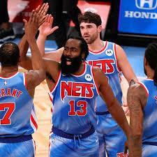 Basketballers Brooklyn Nets kunnen het ook zonder Harden