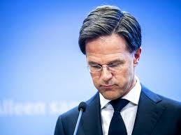 Nederlandse premier treedt niet af