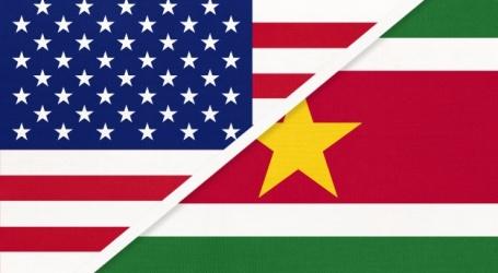 Suriname en Amerika ondertekenen drugsbestrijdings- overeenkomst