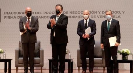 Gedeeltelijk akkoord bereikt tussen venezolaanse regering en oppositie