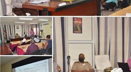 Presentatie nieuwe SMART ledlampenproject binnen Paramaribo