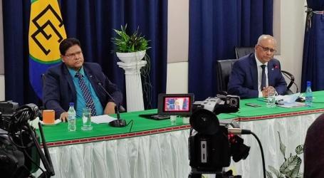 Presidentiële delegatie rapporteert over werkbezoek aan Nederland