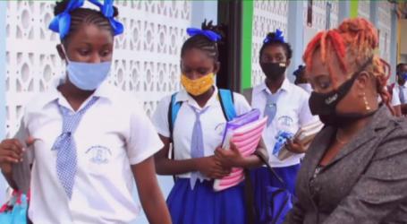 Alleen volledig gevaccineerde scholieren kunnen fysiek onderwijs hervatten op Trinidad