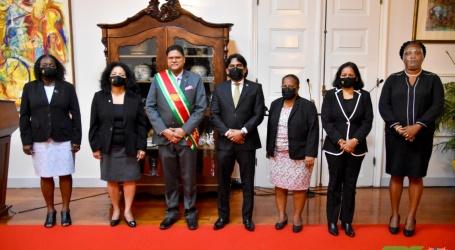 President Santokhi: Installatie tuchtcollege voor notarissen versterkt rechtstaat