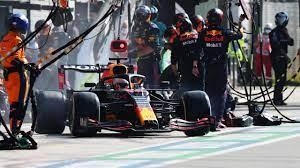 Trage pitstop Verstappen in Monza was gevolg van onlangs ingevoerde regels