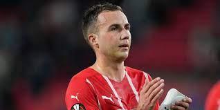 Götze mede door goal en assist tegen Real Sociedad Speler van de Week in EL