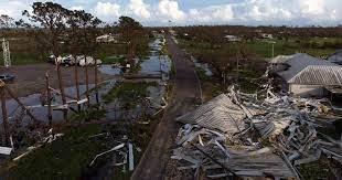 Aantal rampen door extreem noodweer sterk gestegen