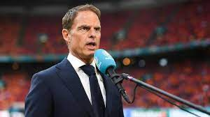 De Boer heeft vertrek bij Oranje een plek gegeven en is blij met Van Gaal