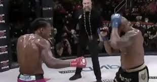 Phil Davis bederft Bellator-debuut voormalig UFC'er Yoel Romero