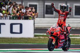 Bagnaia maakt met tweede zege op rij indruk in MotoGP