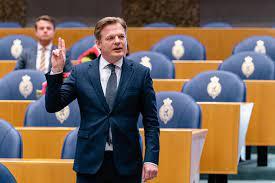 CDA-afdelingen willen verzoeningspoging met Omtzigt: 'Pieter is een echte christendemocraat'