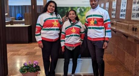 Suriname weer in finale internationale paardenrace in Hongarije