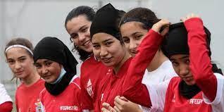 Circa honderd Afghaanse voetballers geëvacueerd en naar Doha gebracht