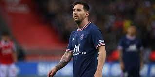 Messi: 'Ik voel me op dit moment nog een beetje verloren bij PSG'