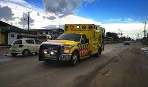 """Kapitein Caffe: """"Brokopondo beschikt niet over een ambulance en Arts"""""""