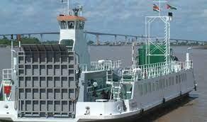 Doorbraak na 17 jaar samenwerking Suriname en Guyana bij Canawaima ferry service