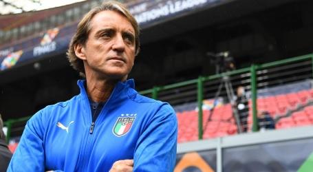 Mancini hecht veel waarde aan 'op papier onbelangrijke' Nations League